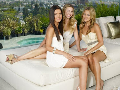The Hills cast - my guilty pleasure!