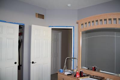 purple paint mishap