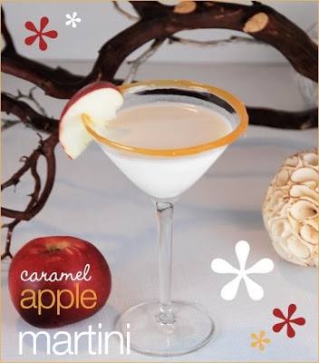 yummy {and adorable} thanksgiving drinks