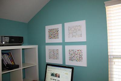 new art + a bonus room preview