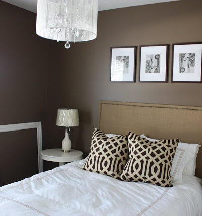 guest bedroom side tables