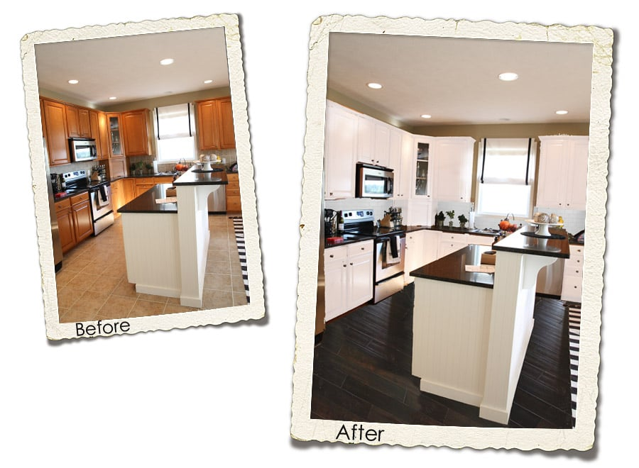 Extreme Kitchen Makeover Life On Virginia Street - Extreme kitchen makeover