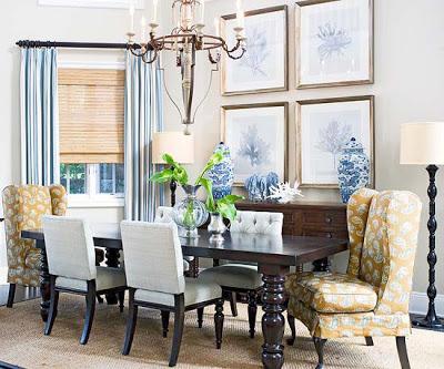 dining room table set - Life On Virginia Street