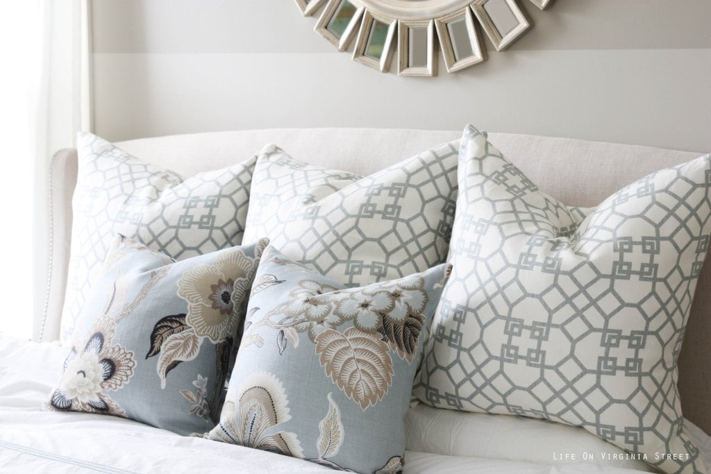 Pillows Featured!