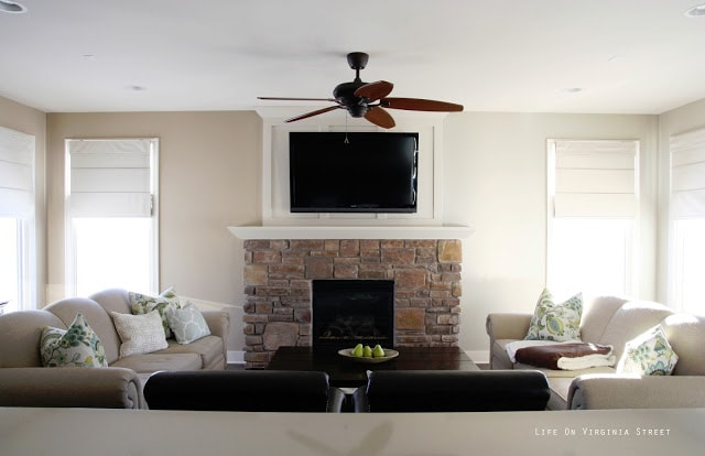 13 Best Behr Castle Path Images On Pinterest: Painting The Living Room: Behr Castle Path