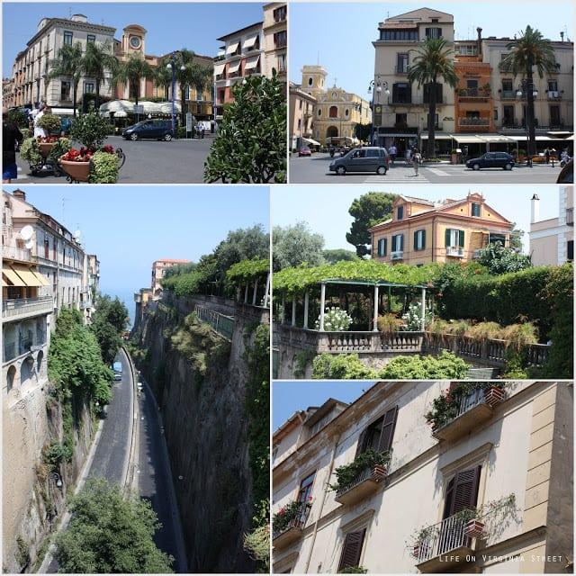 Life On Virginia Street: Travel: Pompeii, Sorrento, And Capri, Italy