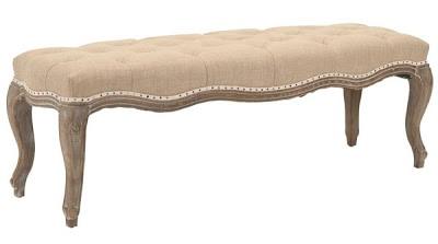Safavieh Priscilla Upholstered Bench