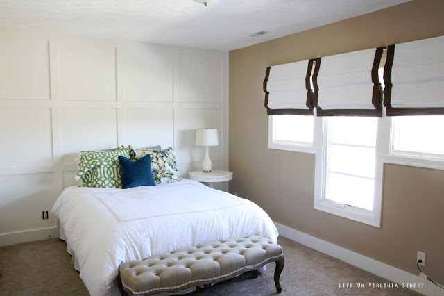 Decorating With Roman Shades Shades Up Or Down Life On