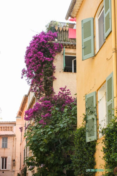Travel Files: St. Tropez, France