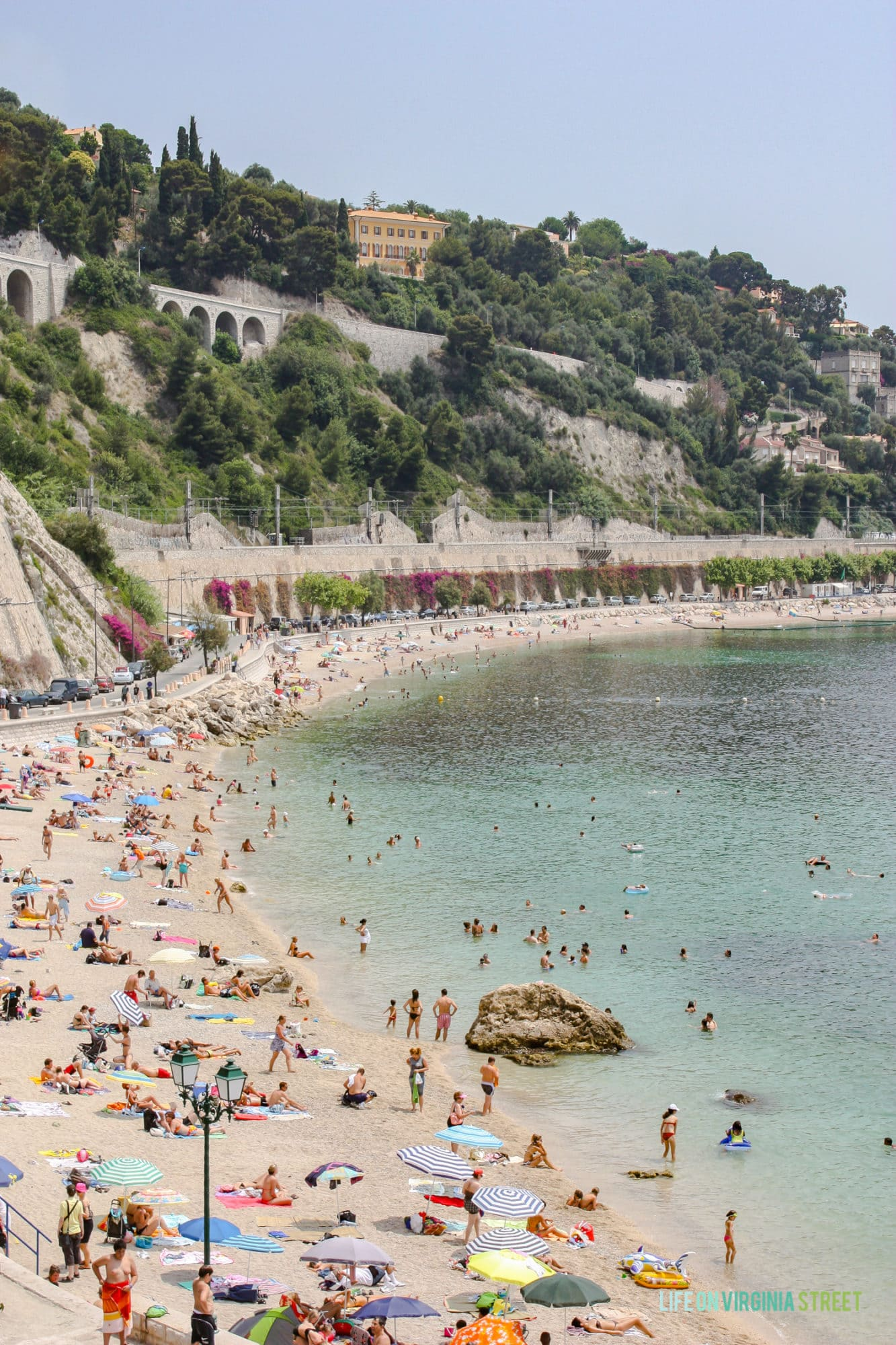 Travel Files Villefranche France And Monaco Life On