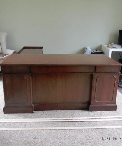 Office Desk Upgrade