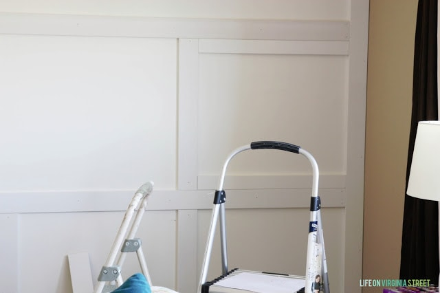 How to Add Board and Batten to a Wall