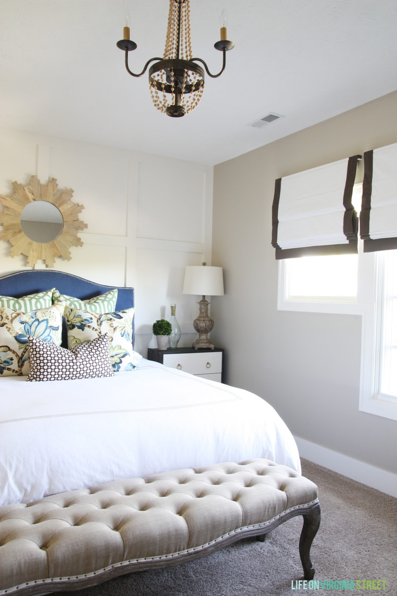 Guest Bedroom Updated Reveal