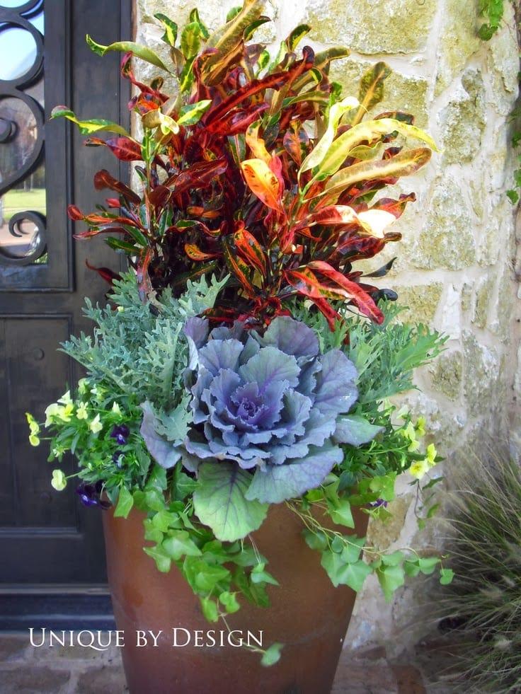 Fall Planter Inspiration Life On Virginia Street