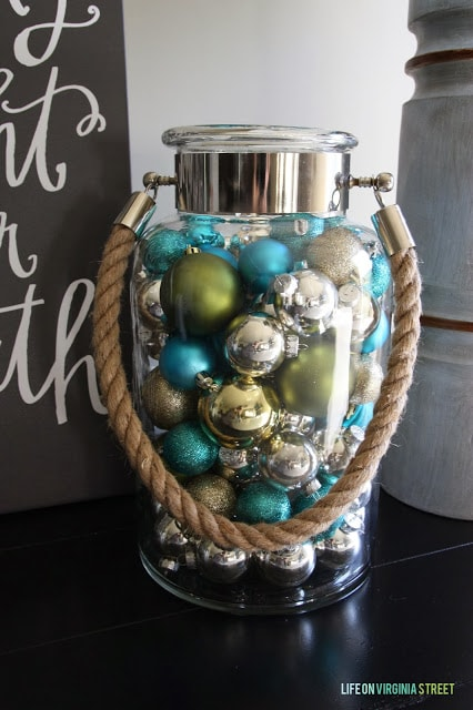 Blue Christmas Blog Hop: Ornaments