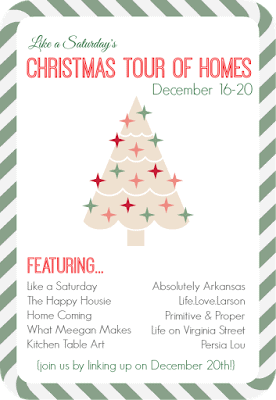 Christmas Tour of Homes