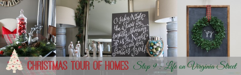 Christmas Tour of Homes Recap