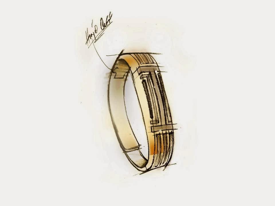 Fitbit + Tory Burch = Genius