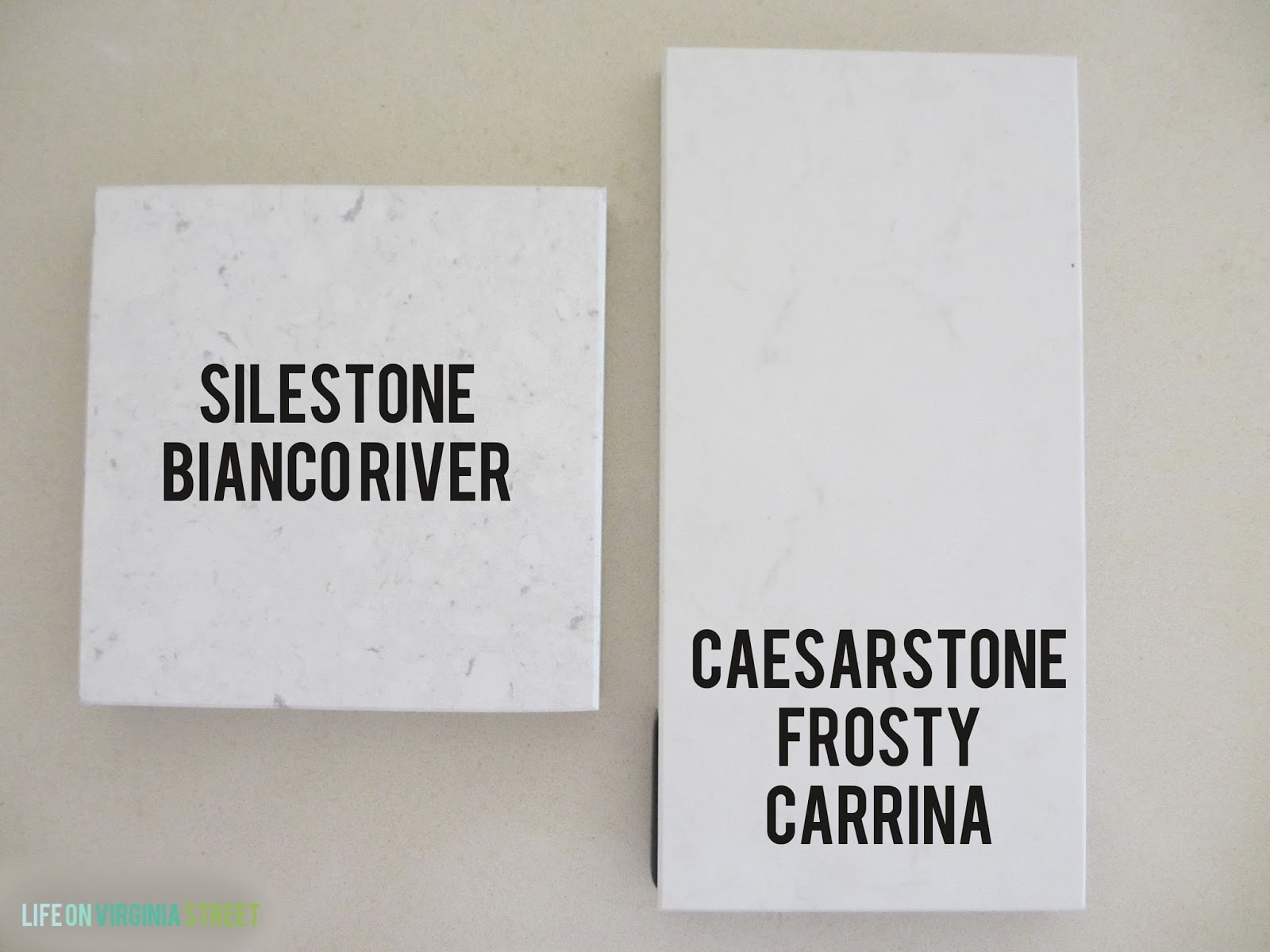Alternatives To Carrara Marble Tiles Life On Virginia Street