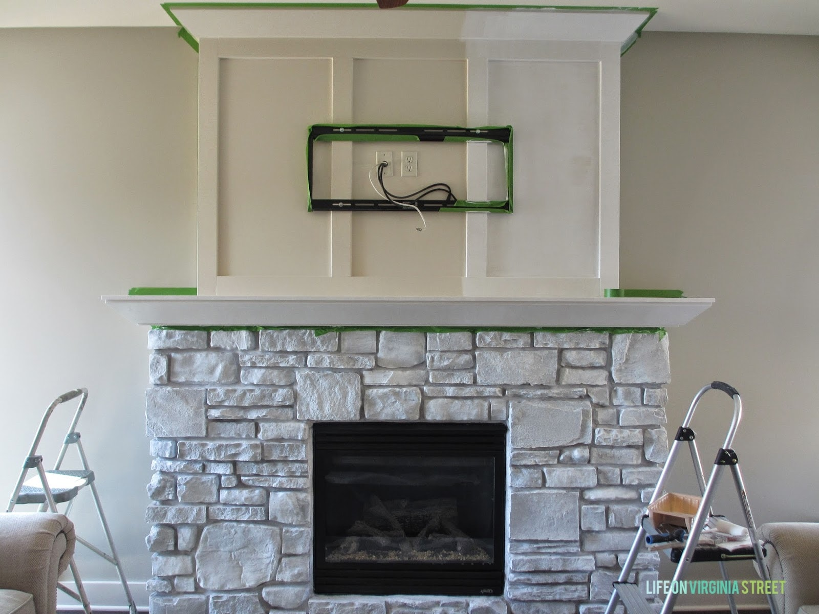 Need to update your fireplace? Here