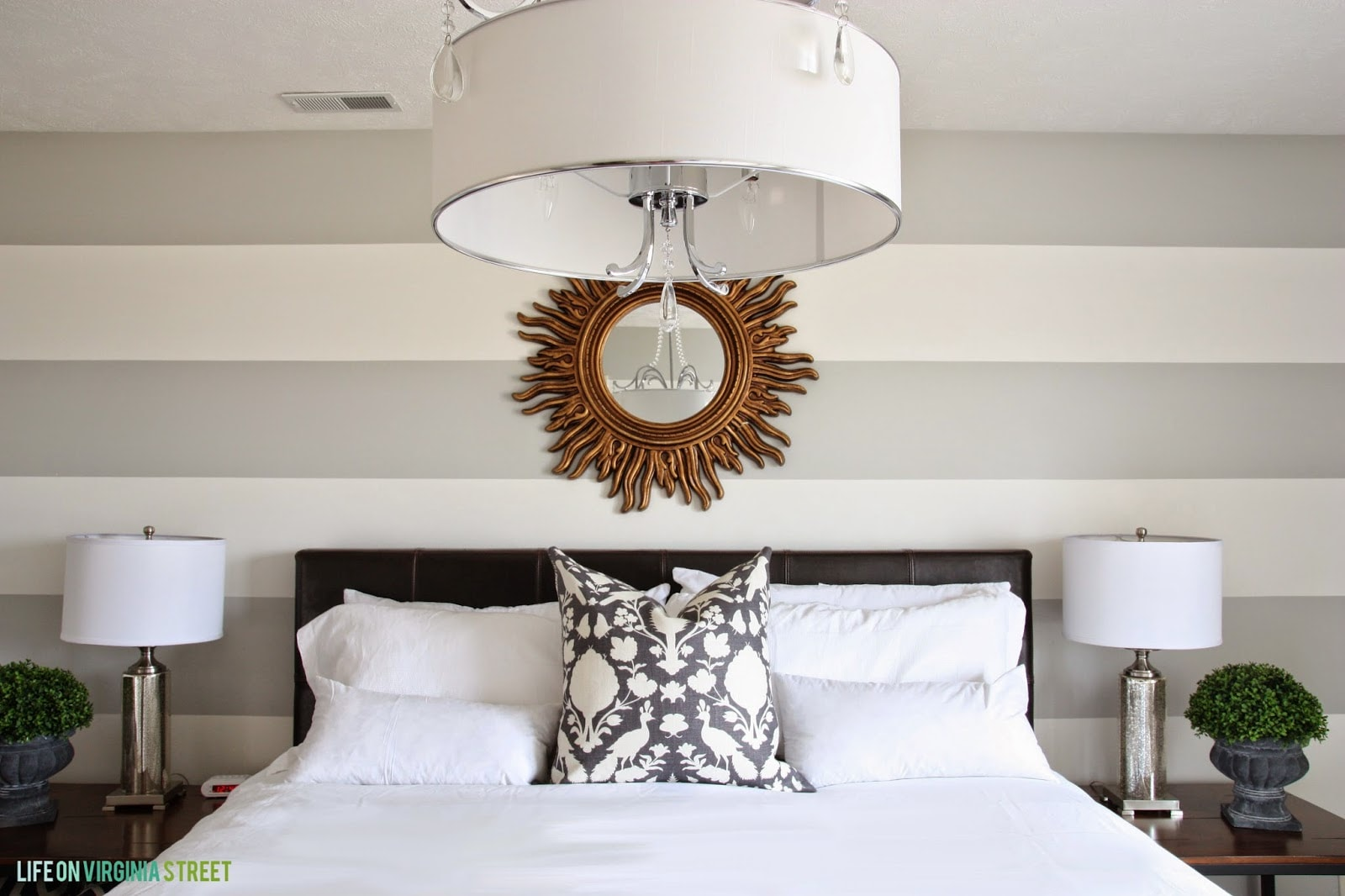 King Guest Bedroom Reveal