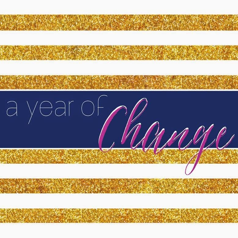 A Year of Change: April's Project
