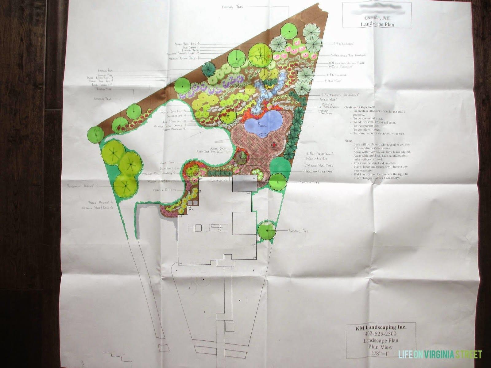 Backyard Landscaping Plans Amp Photo Inspiration Life On
