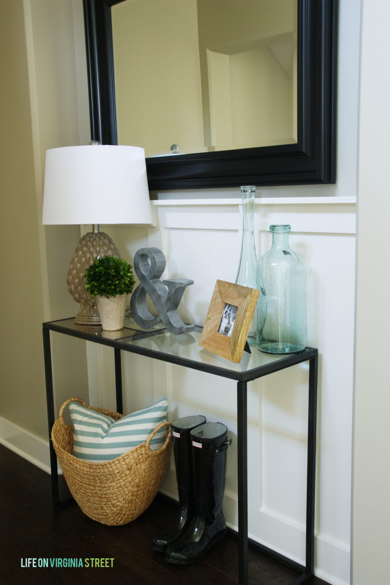 An Entryway Update with Holly & Martin