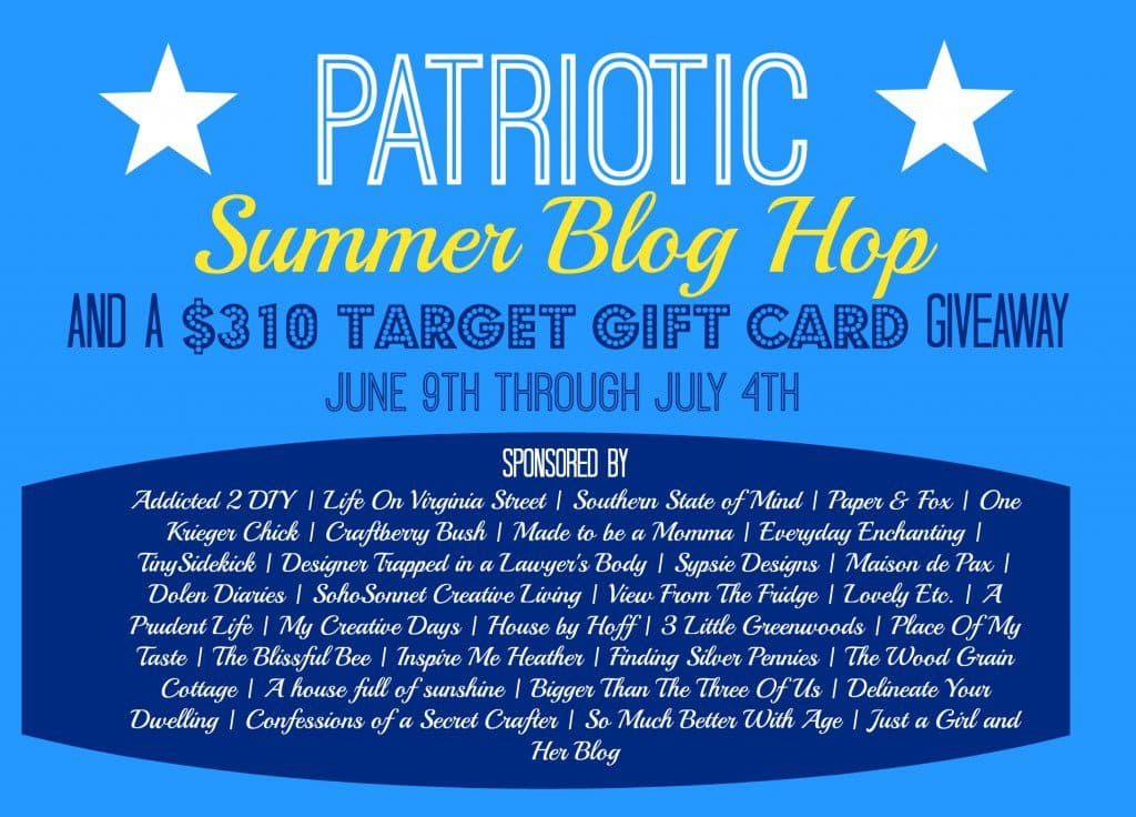 Patriotic Summer Blog Hop