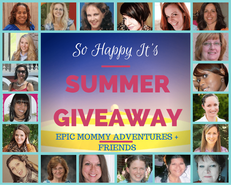 So Happy It's Summer $600 Cash Giveaway!