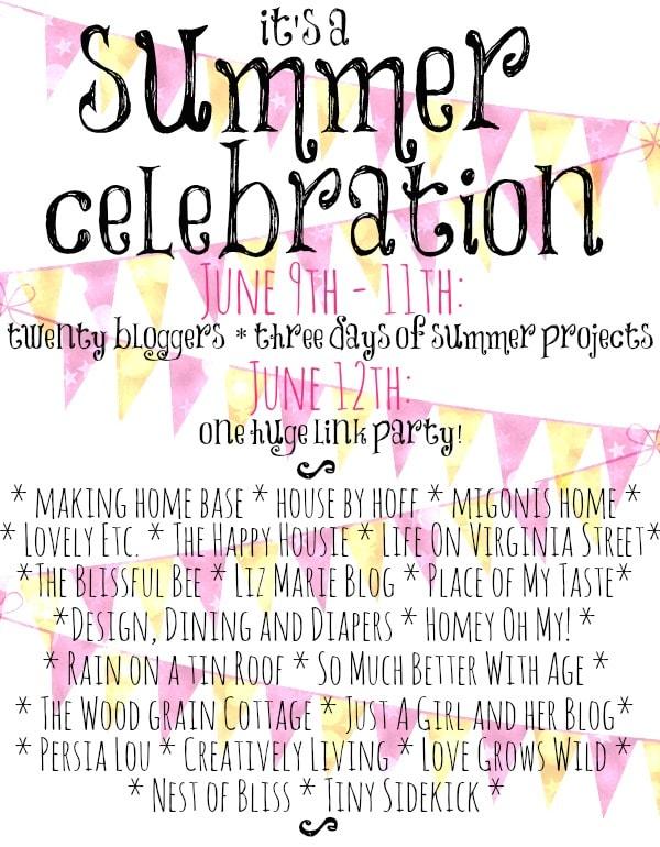 Summer Celebration Link Party