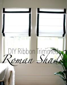 Roman shade 6