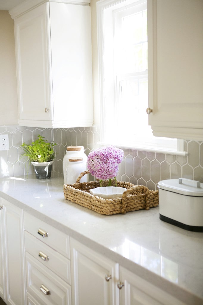 White and Gray Kitchen -- Studio McGee