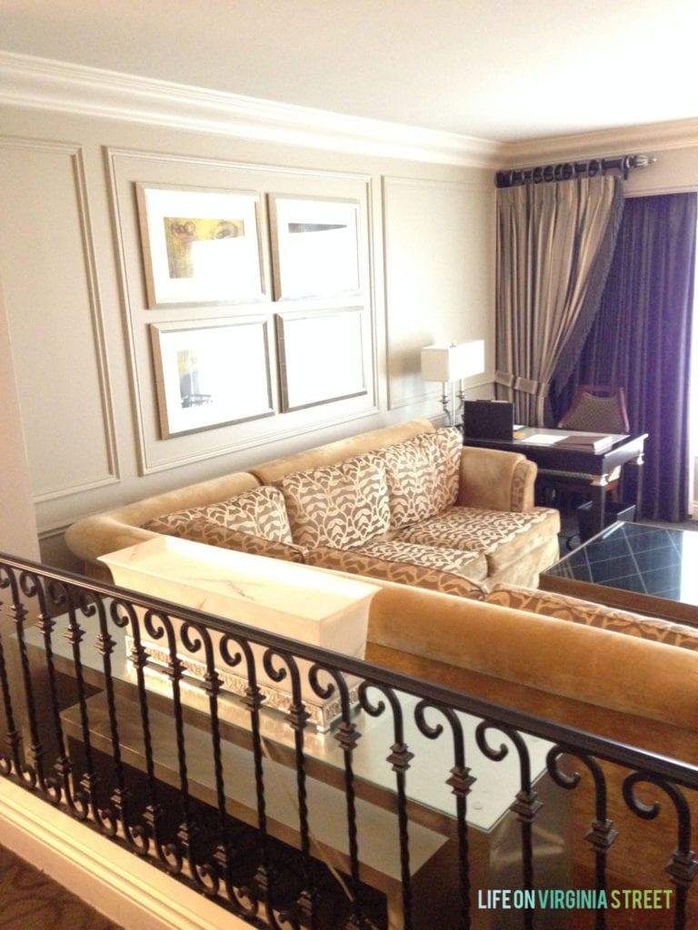 venetian living room 2