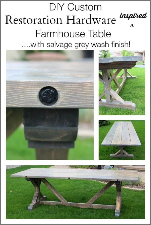 DIY-restoration-hardware-inspired-wood-table