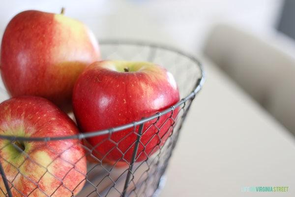 Fall Home Tour - Life On Virginia Street - Fresh Produce