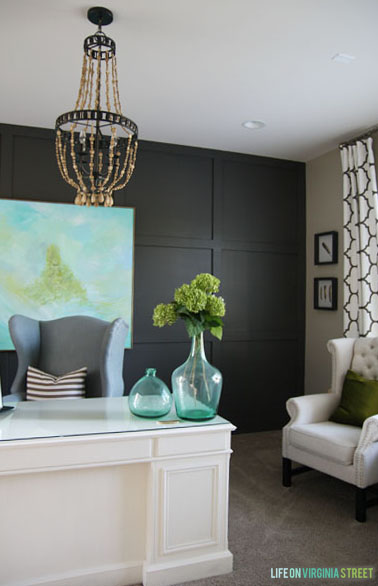 Fall Home Tour - Life On Virginia Street - Office 2