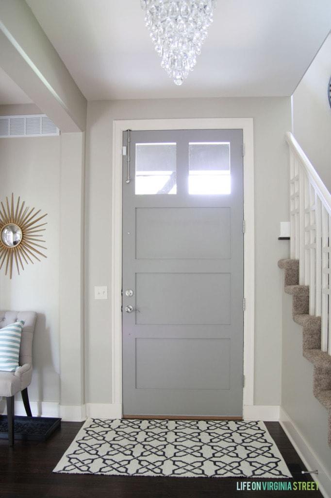 gray front door 2