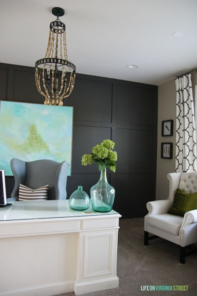 Fall Home Tour - Life On Virginia Street - Office