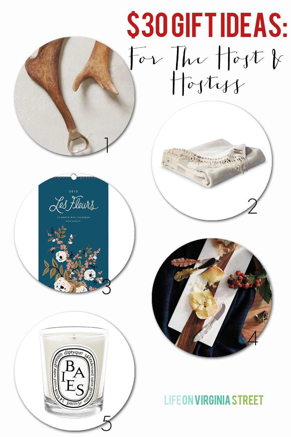 Gift Ideas: For The Host or Hostess