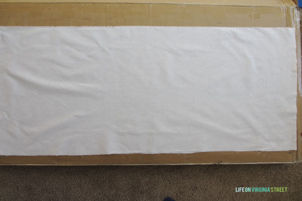 Brushstroke Plaid Pillows - Fabric Scrap