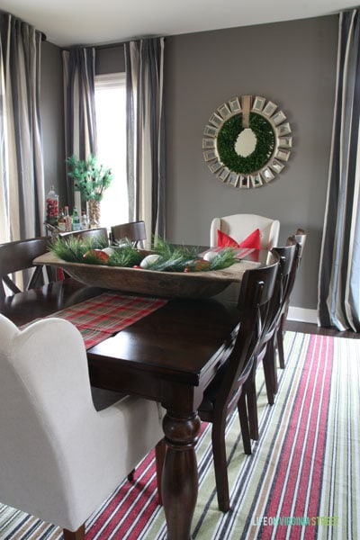 Christmas 2014 Home Tour - Life On Virginia Street - Dining Room