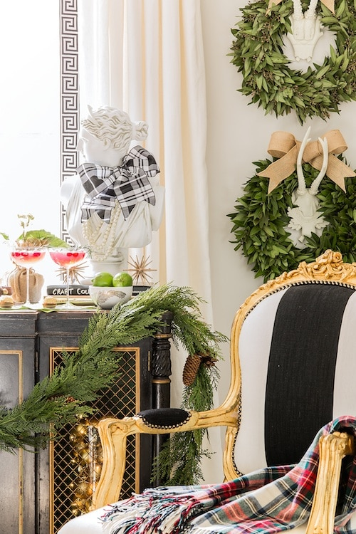 {Elements of Style Christmas Home}