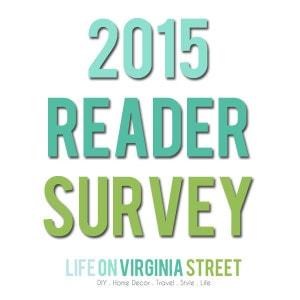 reader survey