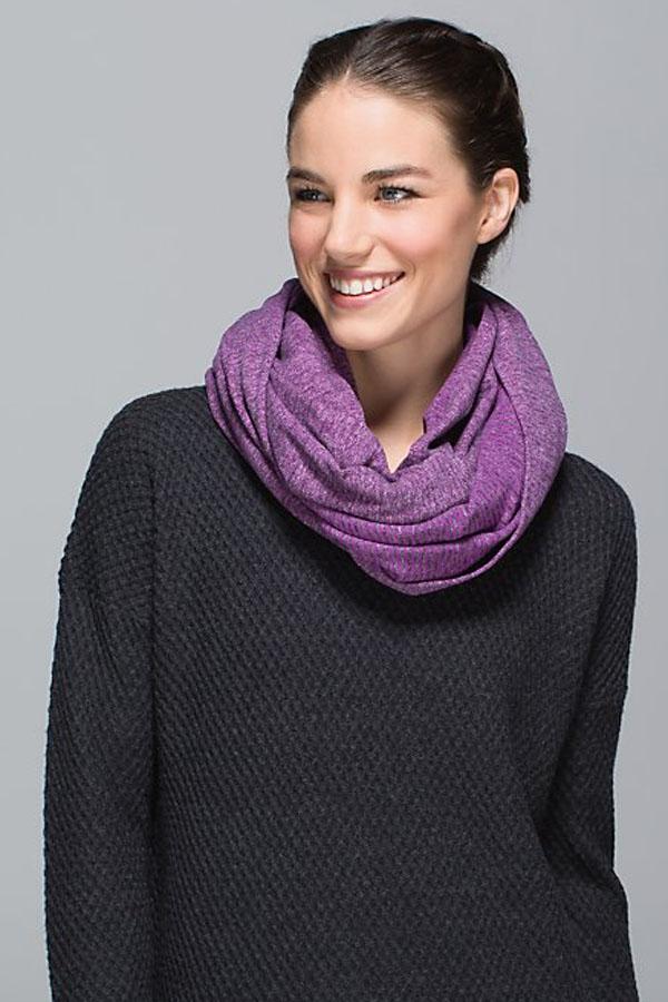 {vinyasa scarf}
