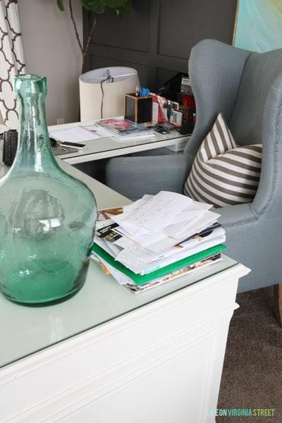 Office Before Desk