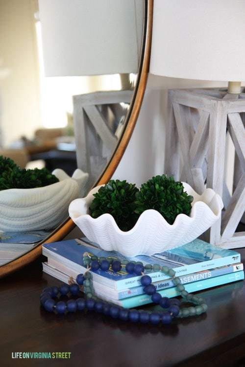 Spring Home Tour - Dining Room Details - Life On Virginia Street