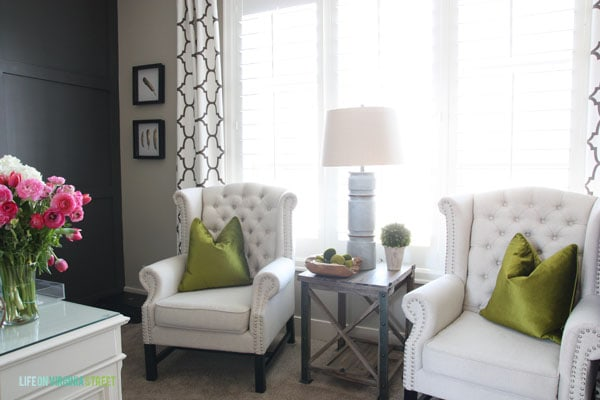 Spring Home Tour - Office Chairs - Life On Virginia Street