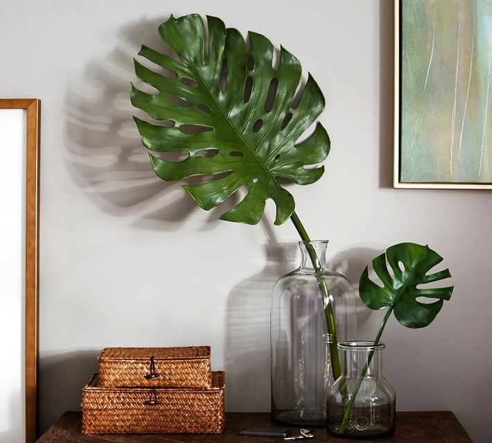 Leaves Decoration: Decorating With Palm Fronds