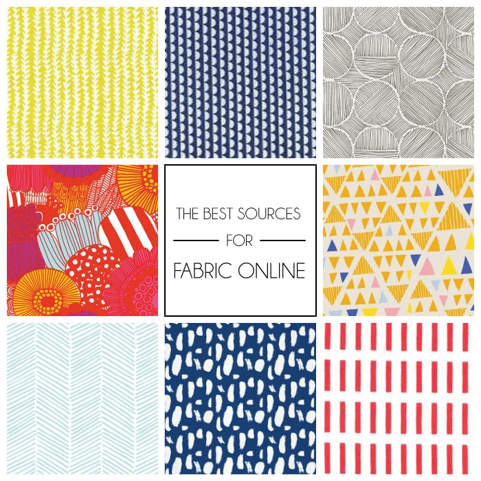 best sources for online fabric